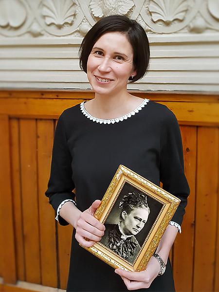 Hanna Lundell-Reinilä, Spiritus Historiae